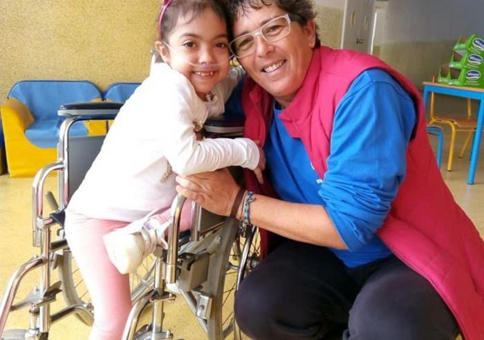 Margarida luta contra uma doença crónica grave