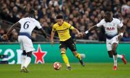 Jadon Sancho, Borussia Dortmund/Inglaterra: 120 milhões de euros