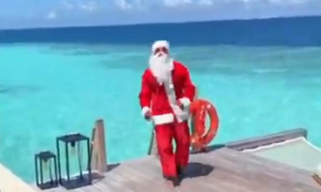Pai Natal Evra
