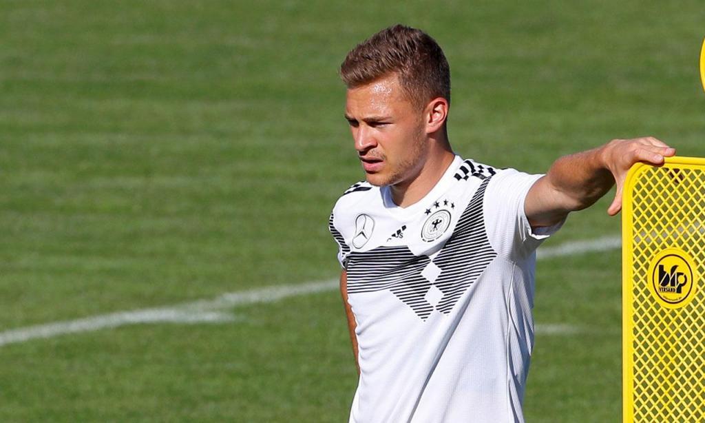 Joshua Kimmich, Bayern Munique/Alemanha: 80 milhões de euros