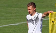 Kimmich aponta o que a Alemanha tem de fazer para bater Portugal