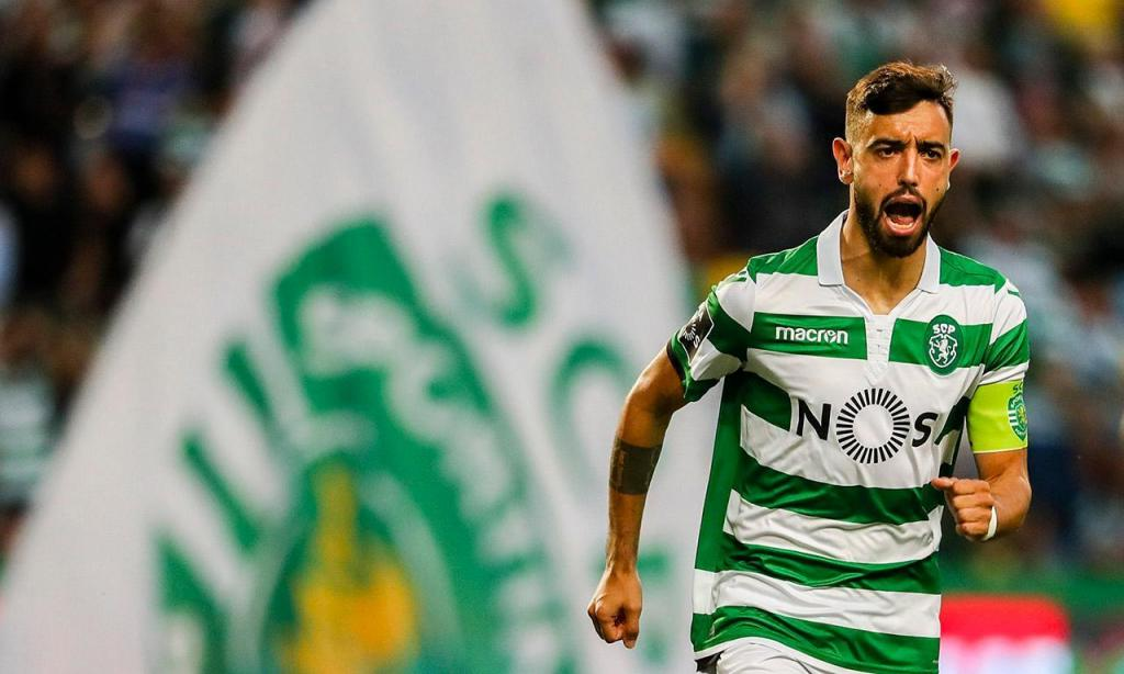 Bruno Fernandes, Sporting/Portugal: 60 milhões de euros