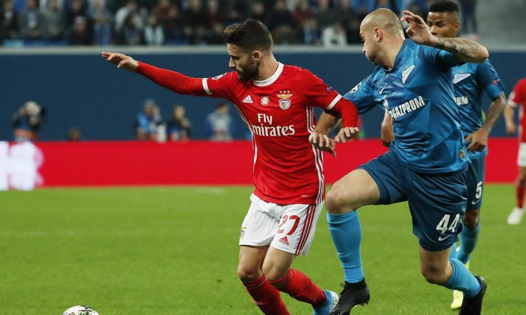 Rafa Silva, Benfica/Portugal: 28 milhões de euros
