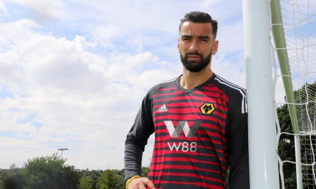 Rui Patrício, Wolverhampton/Portugal: 20 milhões de euros