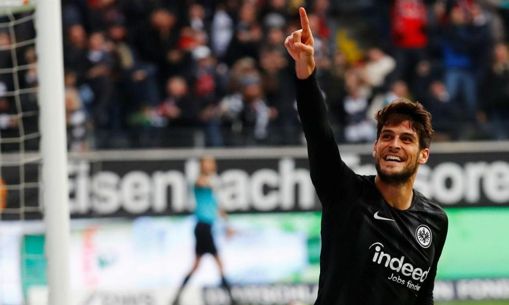 Gonçalo Paciência, Eintracht Frankfurt/Portugal: 15 milhões de euros