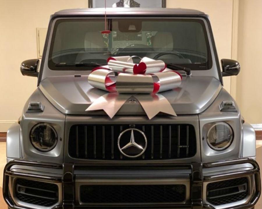Mercedes-AMG G63 (Reprodução Instagram)