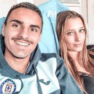 Constança Damião, namorada de Stephen Eustáquio (Foto: Instagram)