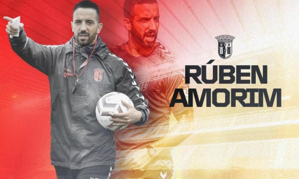 Rúben Amorim (foto Sp. Braga)