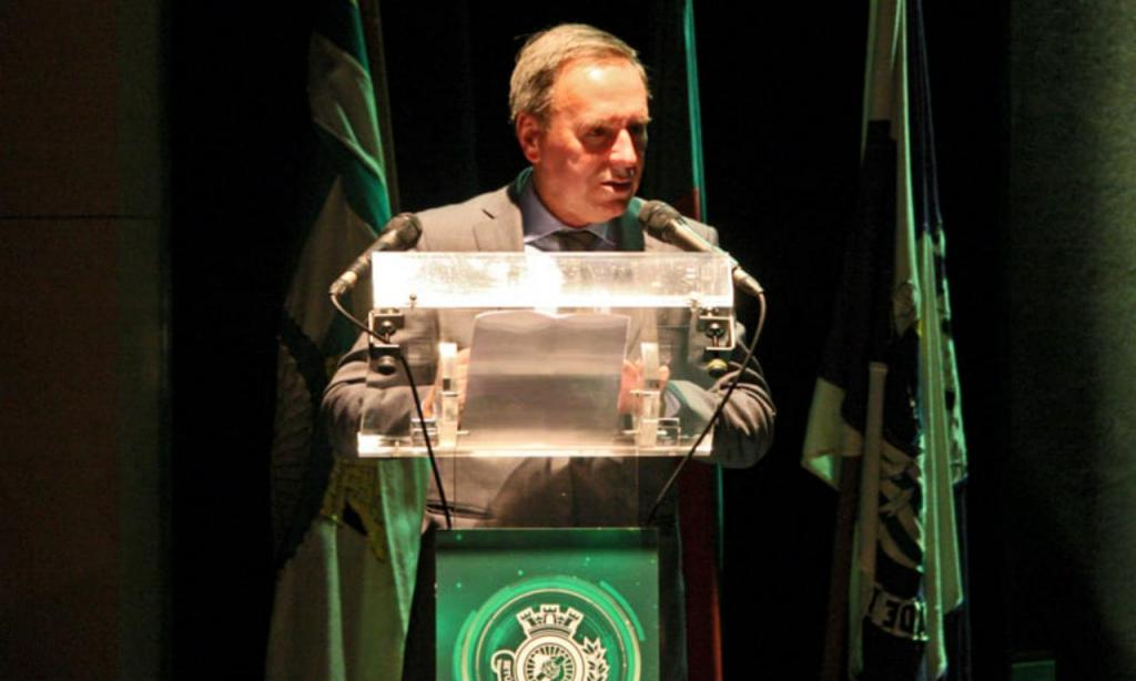 Vítor Hugo Valente (presidente do V. Setúbal)