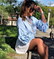 Cláudia Daniela, namorada de Pepê Rodrigues