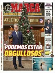 Revista de imprensa sábado 28 dezembro 2019
