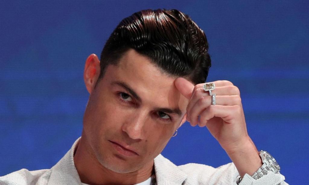 Cristiano Ronaldo no Dubai