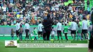 Sporting: milhares de adeptos no treino solidário dos leões