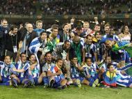 18 de maio de 2011, Dublin. A vitória do FC Porto sobre o Sp. Braga na inédita final da Liga Europa 100 por cento portuguesa foi também a última conquista internacional dos clubes nacionais. O Benfica ainda chegaria a duas finais da Liga Europa, mas o avançar da década foi deixando mais clara aquela que é uma tendência do futebol atual, o crescimento do fosso entre uma pequena elite de muito poderosos e o resto do mundo. Dublin consagrou o FC Porto de Villas-Boas e foi também o maior sinal de afirmação da estratégia de crescimento do Sp. Braga, outra tendência da década no futebol português.