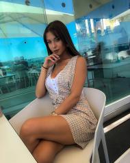 Cátia Alexandra, namorada de Fábio Cardoso (Foto: Instagram)