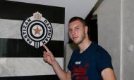 Strahinja Pavlović, 18 anos (Sérvia/Partizan)
