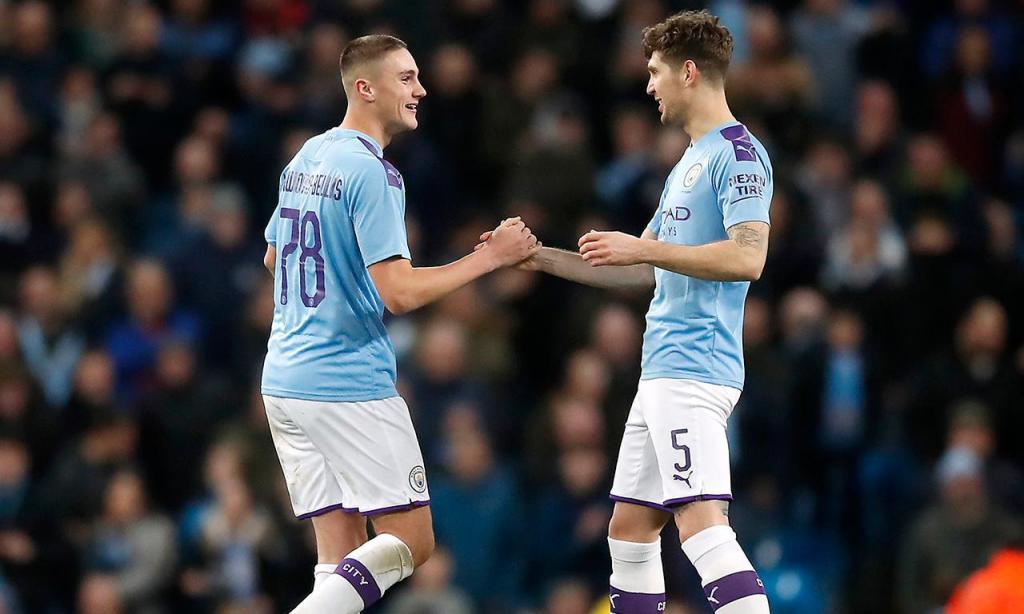 Manchester City-Port Vale