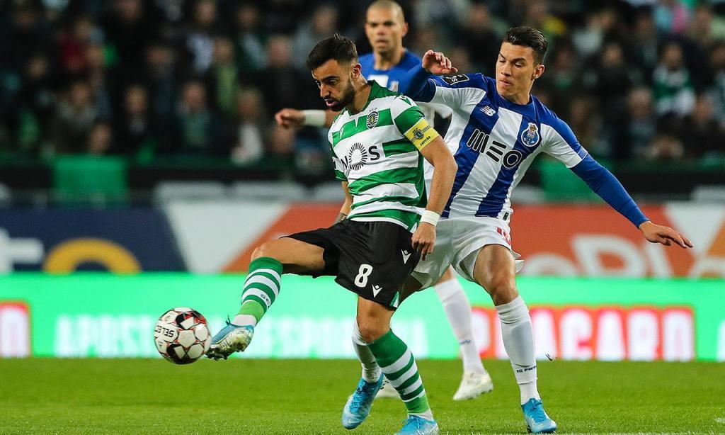 Sporting Fc Porto 1 2 Resultado Final Maisfutebol