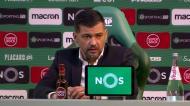 Conceição explica qual foi a chave para a vitória do FC Porto em Alvalade