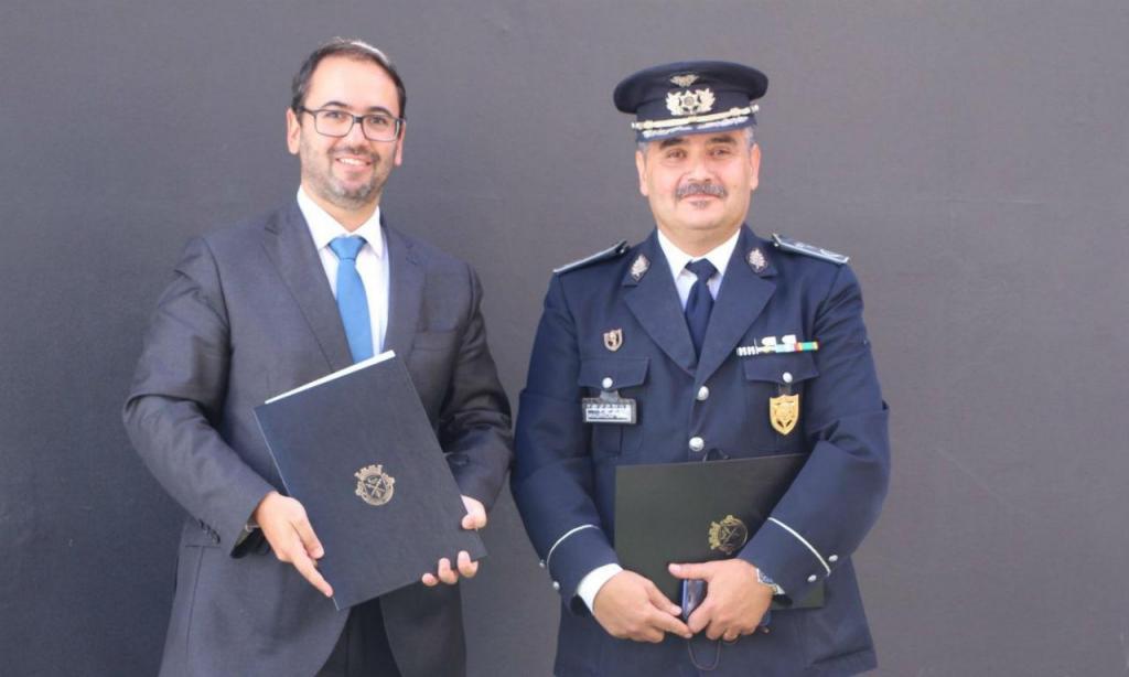 Superintendente-chefe Jorge Maurício