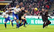 Milan-Sampdoria (MATTEO BAZZI/EPA)