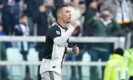Juventus-Cagliari (ALESSANDRO DI MARCO/EPA)