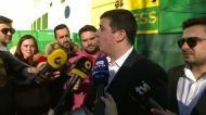 Sporting: grupo de sócios entregou pedido para Assembleia Geral