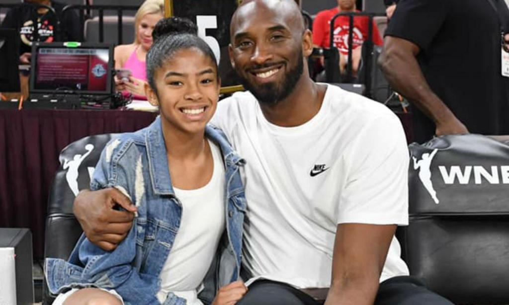 Gigi e Kobe Bryant