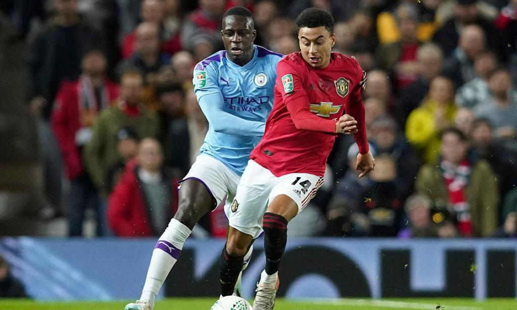 Manchester United-Manchester City