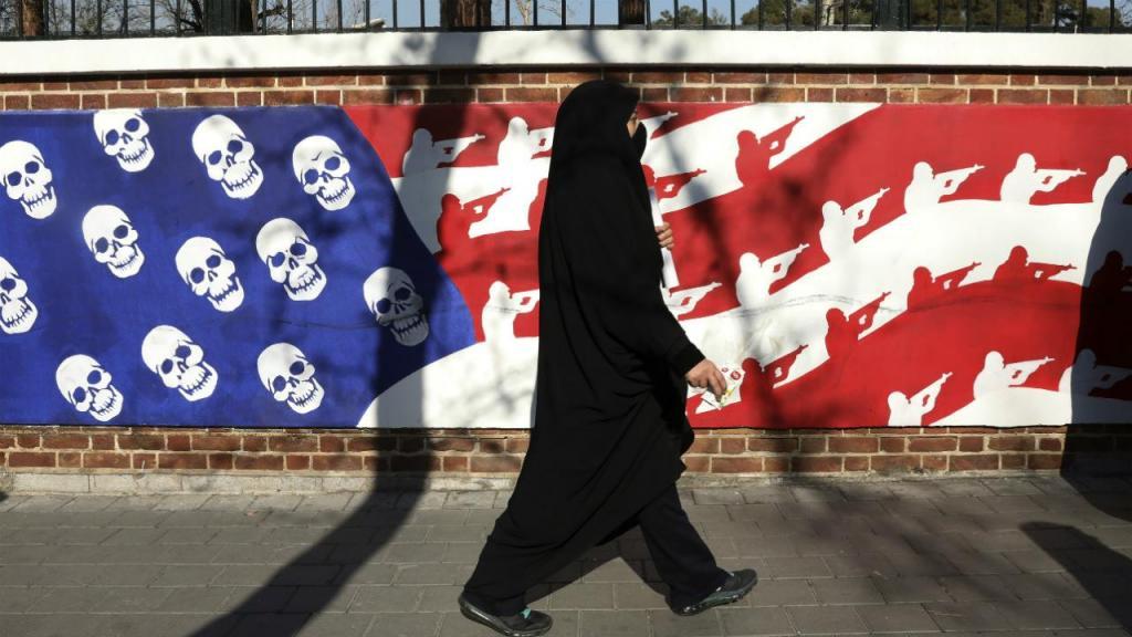 Tensão Irão/Estados Unidos