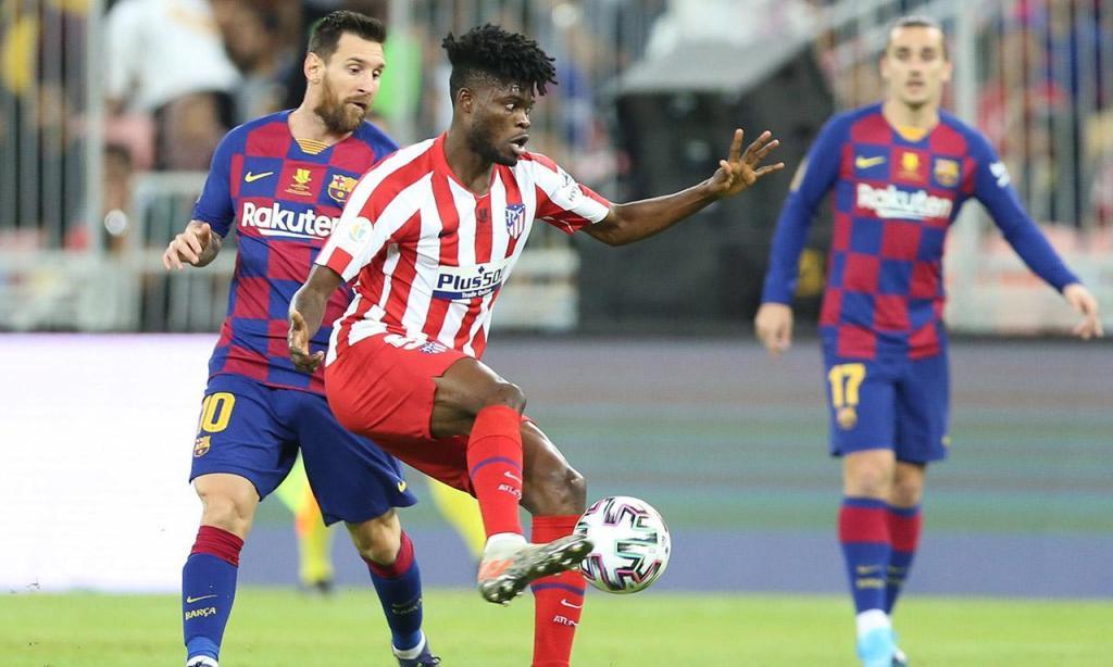 Barcelona-Atlético Madrid