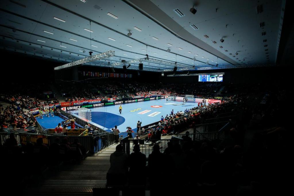 euro andebol - EHF Jozo Cabraja/kolektiff