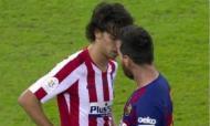 João Félix e Messi