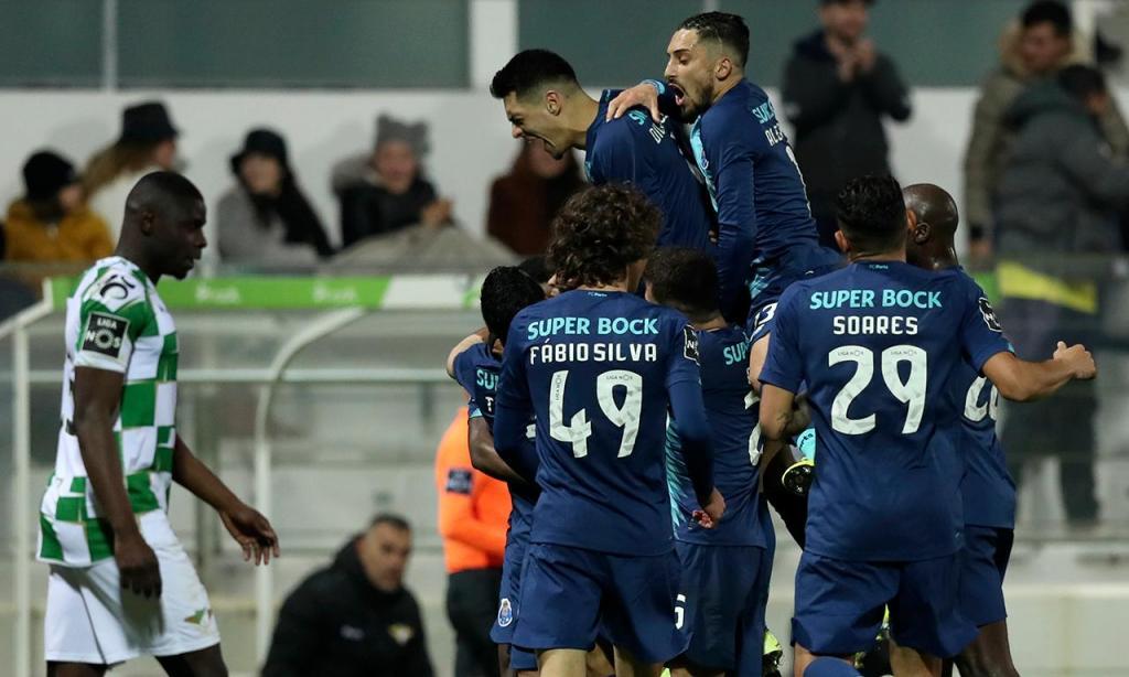 Moreirense-FC Porto