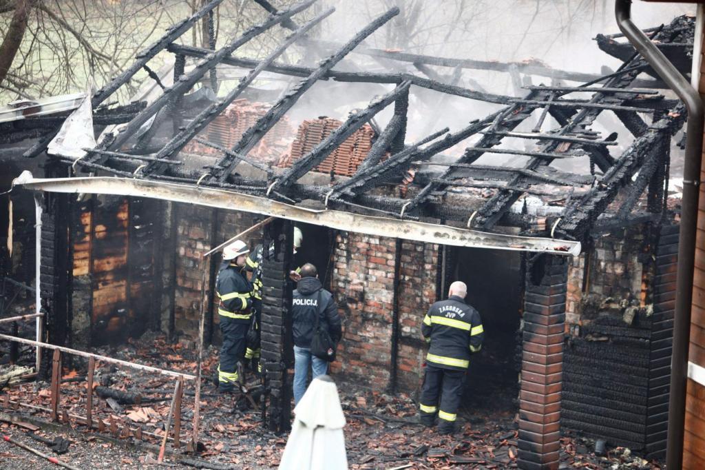 Seis mortos em incêndio em lar de idosos na Croácia