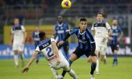 Inter de Milão-Atalanta (AP Images)