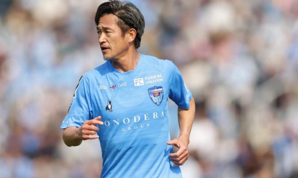 Kazu Miura (J League)