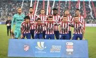 13.º Atlético Madrid (1,197 milhões de euros)