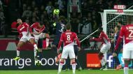 O resumo do empate a três entre Mónaco e PSG