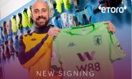Pepe Reina (twitter Aston Villa)