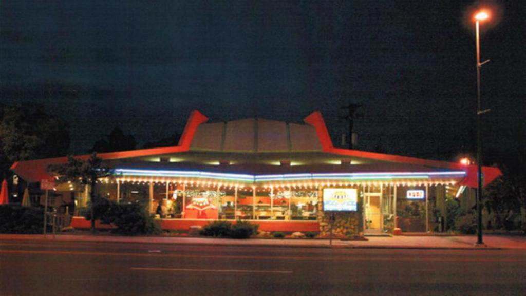 Tom's Diner - Denver