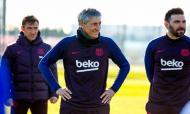 Quique Setién (FC Barcelona)