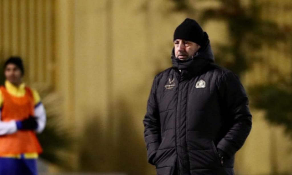 Rui Vitória volta a orientar os treinos no Al Nassr (Al Nassr)