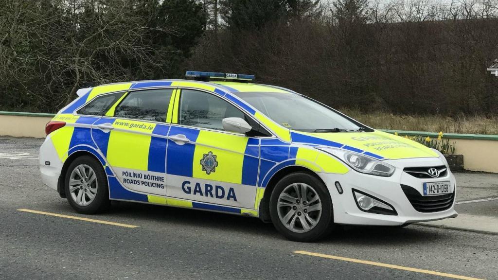 Polícia da República da Irlanda