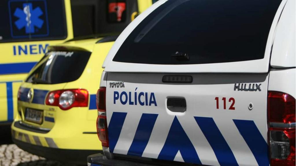 Polícia e INEM