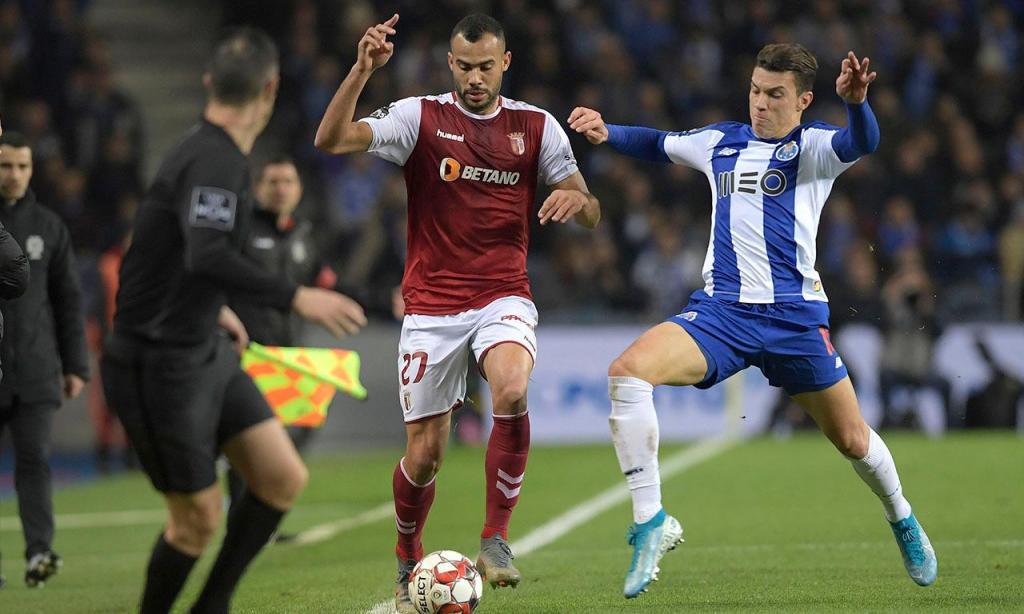 FC Porto-Sp Braga