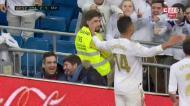 O bis de Casemiro que resolveu o Real Madrid-Sevilha
