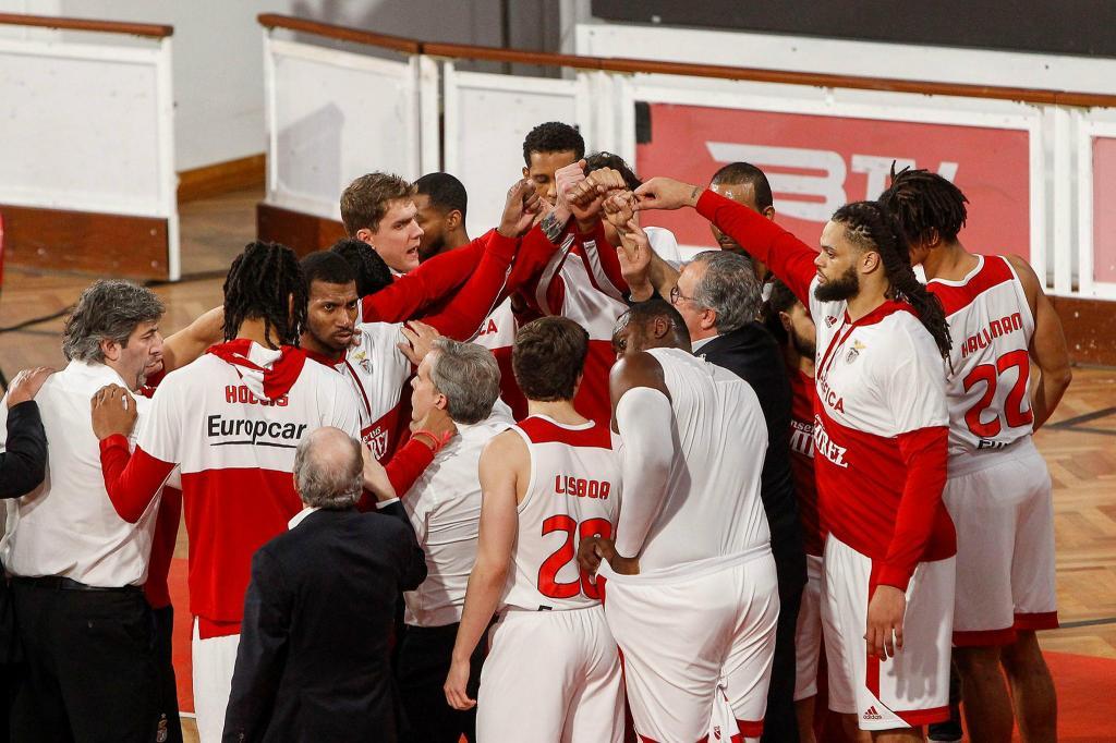 Benfica basquetebol