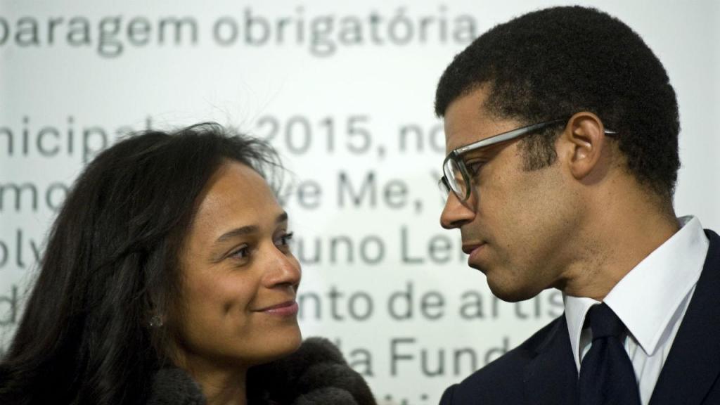 Resultado de imagem para Luanda Leaks: Joalheira detida por marido de Isabel dos Santos anuncia falência