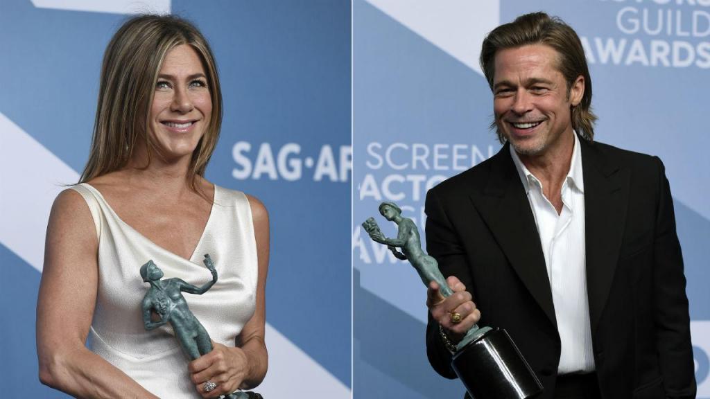 Brad Pitt e Jannifer Aniston